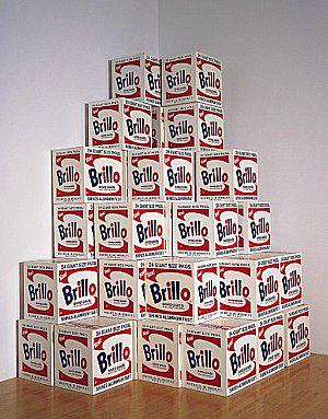 Andy Warhol Brillo