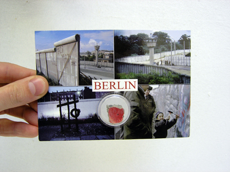 Maarten Vanden Eynde Preservation of the Berlin Wall