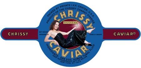 chrissy caviar