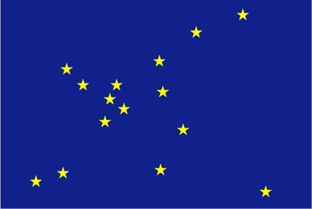 Maarten Vanden Eynde new European Flag 2006
