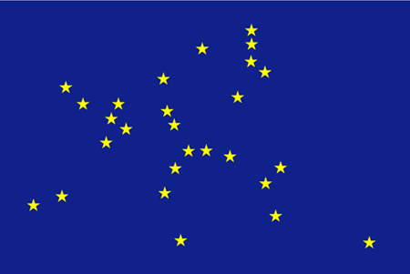 Maarten Vanden Eynde new European Flag 2008