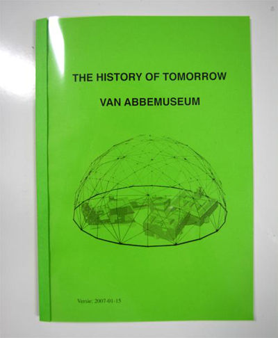 Maarten Vanden Eynde The History of Tomorrow