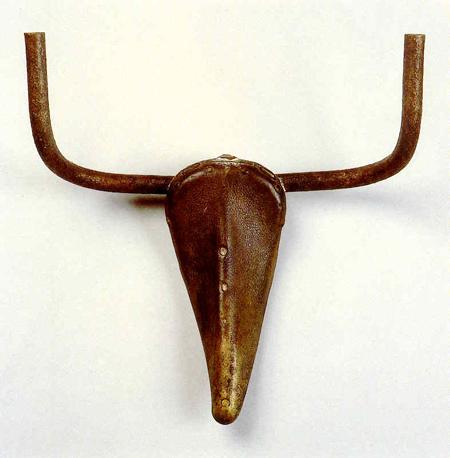 Picasso Bull's Head